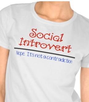 social introvert