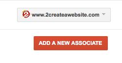 add new associate