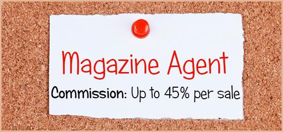 Magazine Agent Affiliate Program