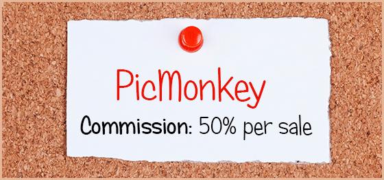 PicMonkey Affiliate Program