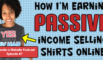 Spreadshirt: My Newest Passive Income Stream & How You Can Earn Too!
