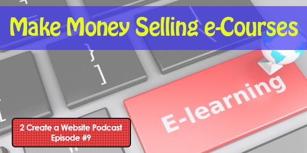 Make Money Selling eCourses With Udemy