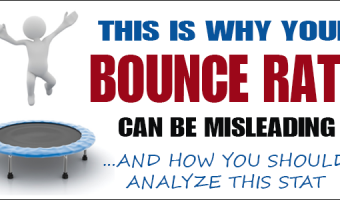 Why High Bounce Rates Can Be Misleading And Aren't Always a Bad Thing