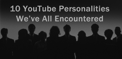 YouTube Personalities
