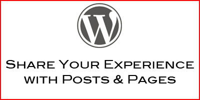 WordPress Posts vs. Pages and SEO