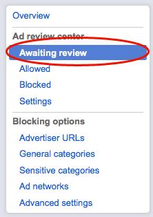 AdSense Review Center