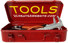 Tools for Website Promotion and Design