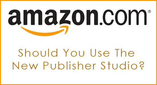 amazon publisher studio