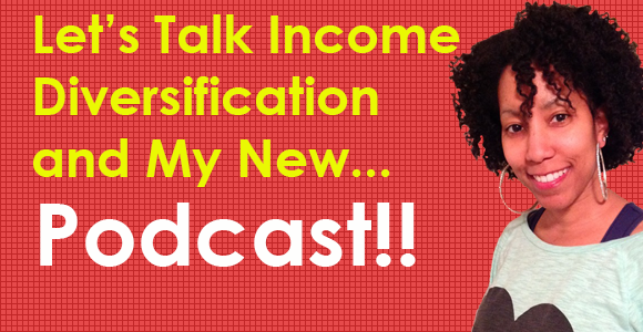 Income Diversification & Affiliate Marketing Tips You Can't Miss (1st Podcast)