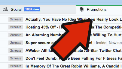 The Gmail Promotions Tab is Killing Your List!