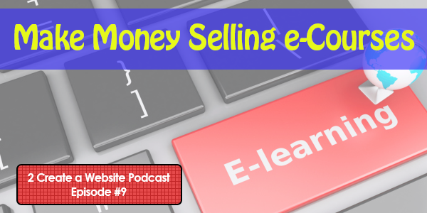 Make Money Selling eCourses With Udemy