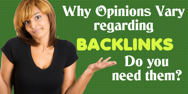 Why People Disagree Over Backlink Building